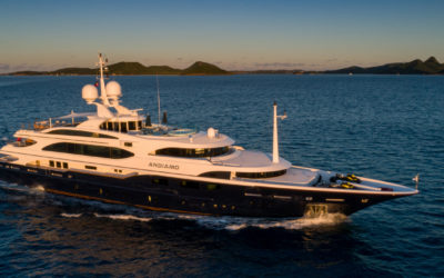 Benetti motor yacht Andiamo listed for sale with FGI Yachts