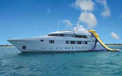 How to charter your yacht to offset the running costs?