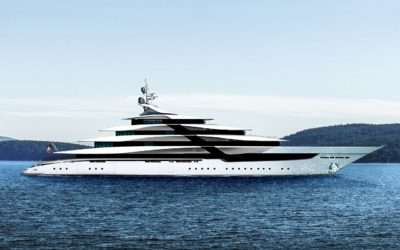 FGI announces three Admiral Yachts new build projects for sale