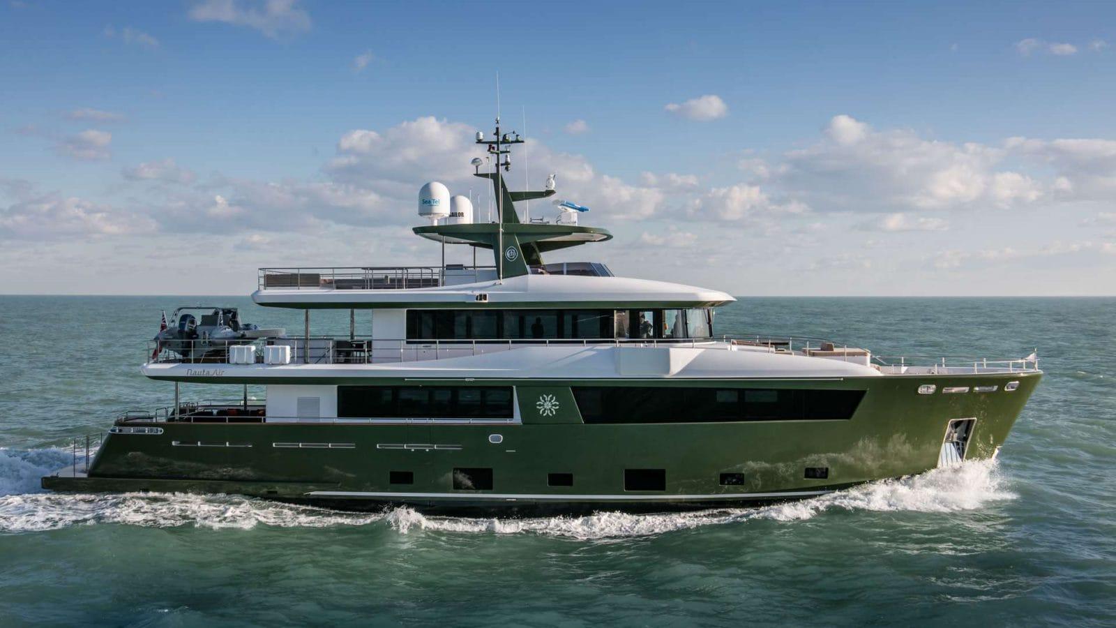 Ferretti Yachts for Sale