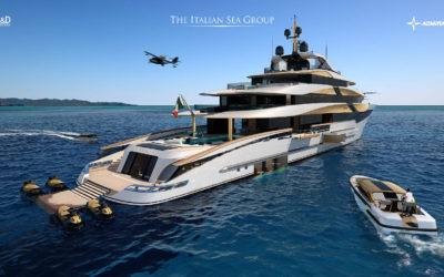 Forecasting a second wave: are millionaires and billionaires buying more superyachts?
