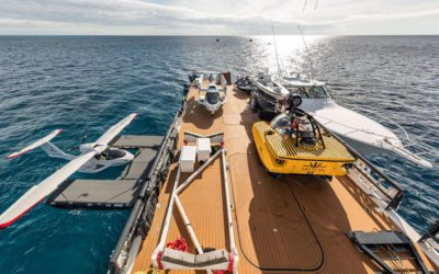 The most unusual activities you can actually do aboard a superyacht