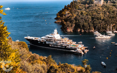 The best way to explore the most remote corners of the world, an explorer yacht