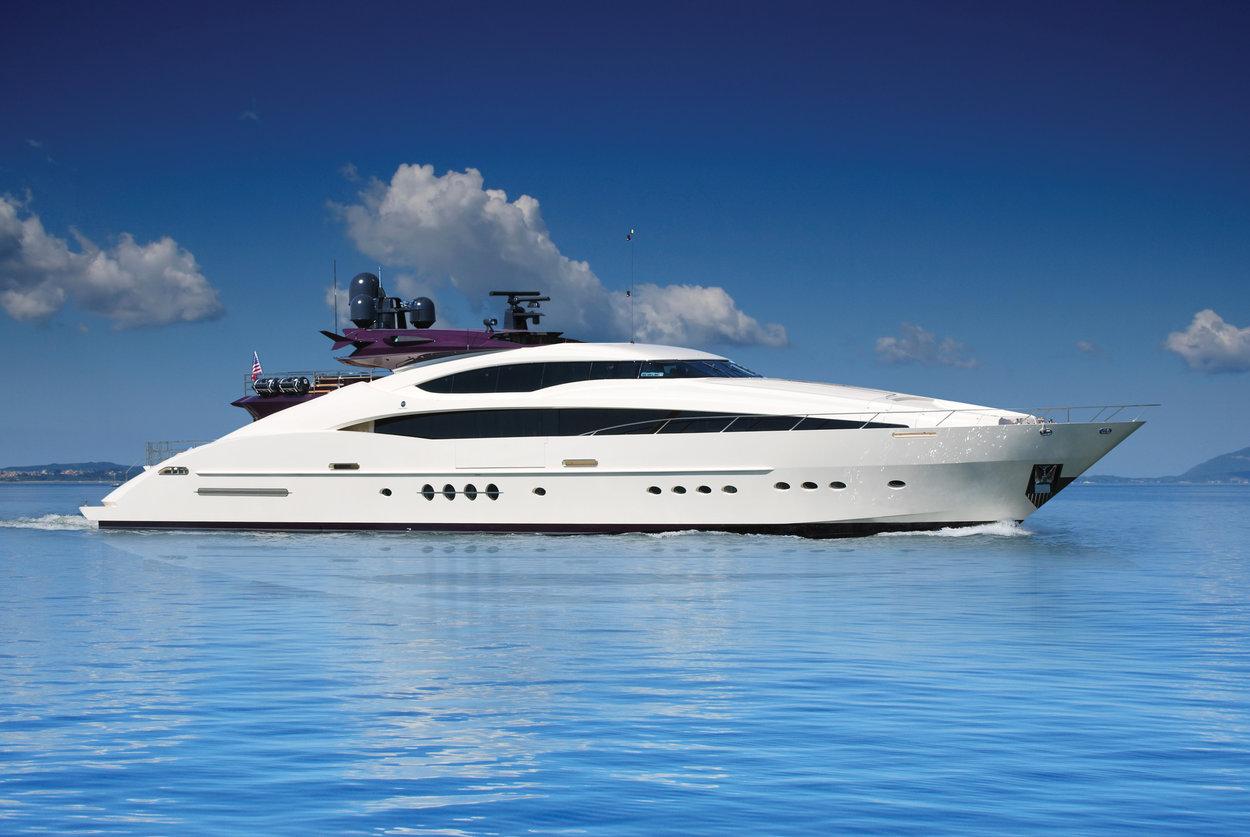 Palmer Johnson 150 Yachts for sale