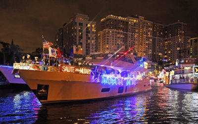The Best Yacht Parades