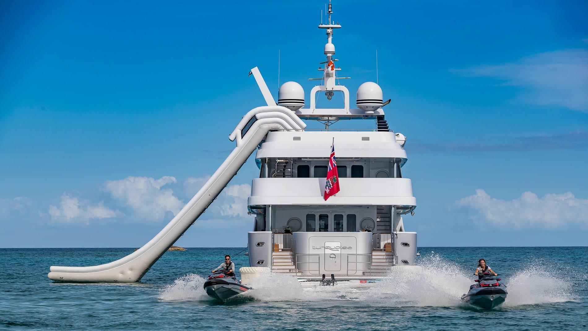 St Barth Yacht Charter