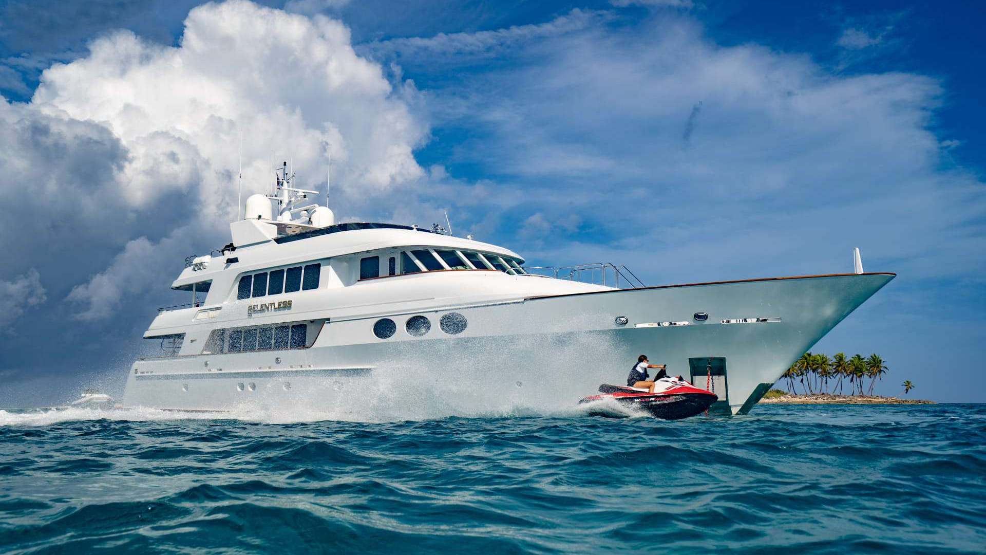 Relentless Yacht Sold
