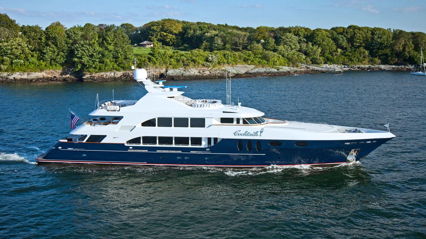 Yacht Janie Sold